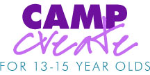 Camp Create for Teens