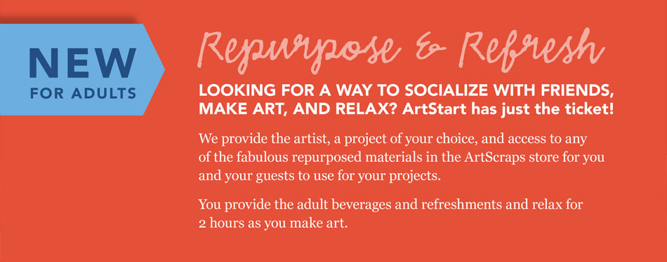 Repurpose & Refresh