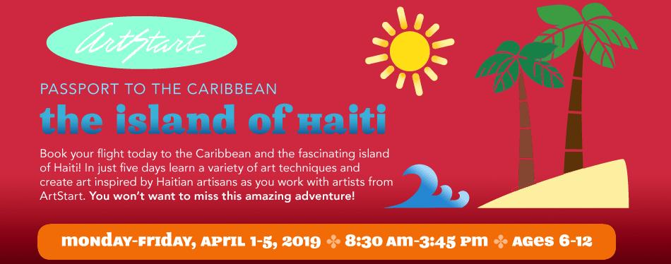 ArtStart's Spring Camp