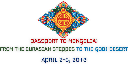 Passport to Mongolia:  From the Eurasian Steppes to the Gobi Desert APRIL 2-6, 2018