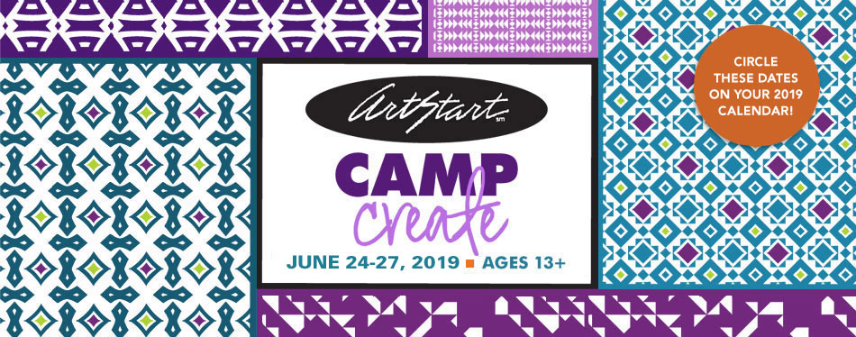 Art and Creativity Camps for Teens