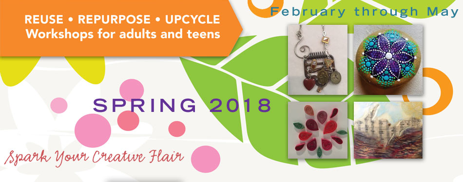 Spring Adult & Teen Classes