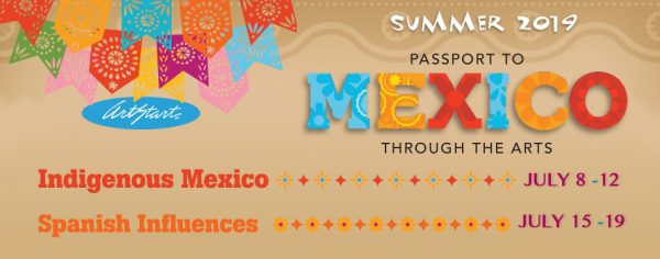 Passport to Mexico Summer 2019