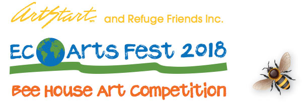 EcoArtsFest 2018 Bee House Art Competition
