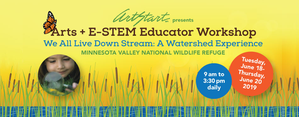 Arts + E-STEM Educator Workshop
