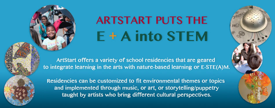 "ArtStart Puts the "" E and A "" in STEM"