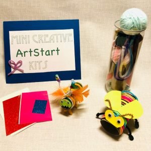 Crafty Mini Creativity Kits